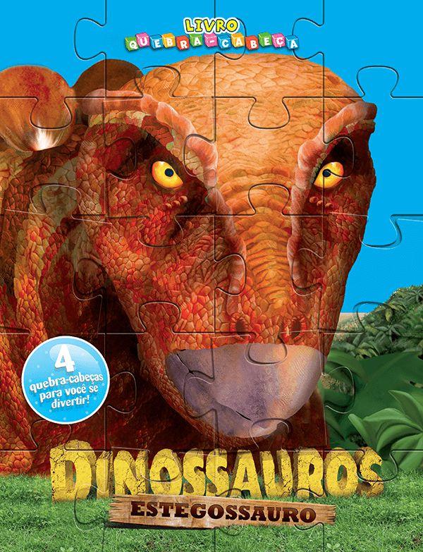 Livro Estegossauro