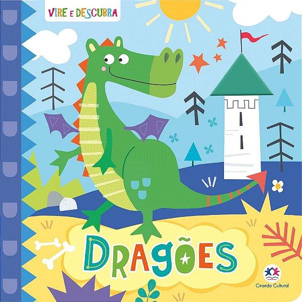 Livro Dragões