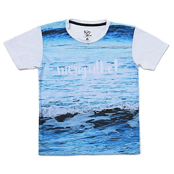 Camiseta Infantil Jokenpô Mergulhe Masculina