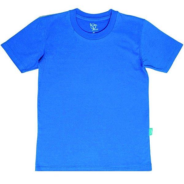 Camiseta Infantil Jokenpô Básica M/C Masculina Azul