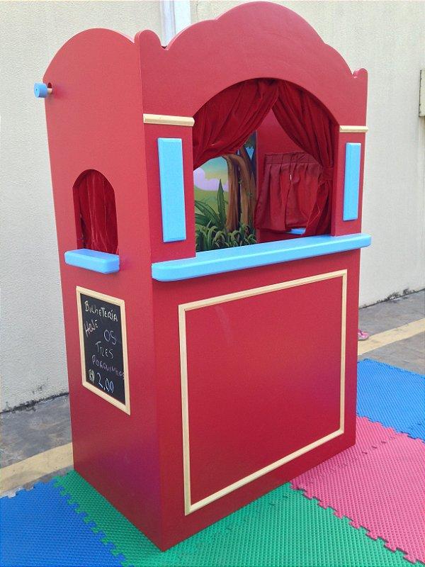 Teatro de Marionetes Tuk-Tuk