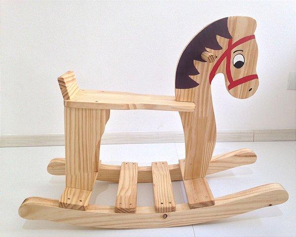Cavalo de balanço TukTuk