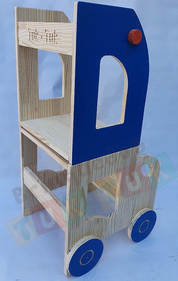 Torre de Aprendizagem dois em um  - TukTuk - Montessori