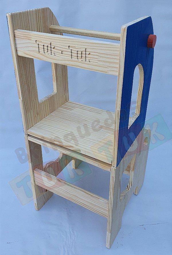 Torre de Aprendizagem - Tuktuk - Montessori