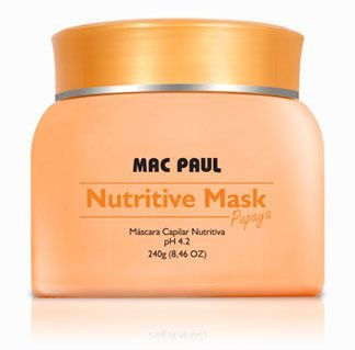 MÁSCARA NUTRITIVE MASK MACPAUL