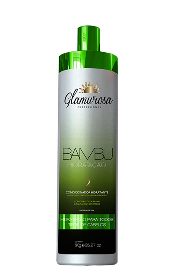 Glamurosa Condicionador Bambu 1L