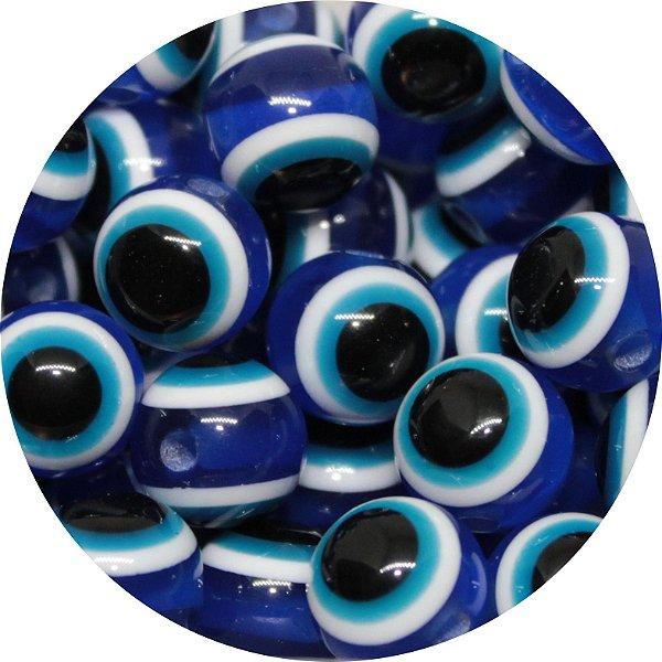 Miçanga Pesca Olho Grego 10mm