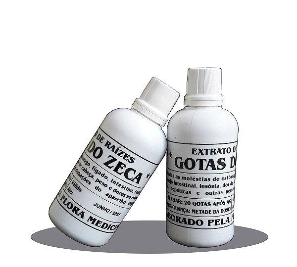 Gotas do Zeca Extrato de Raízes