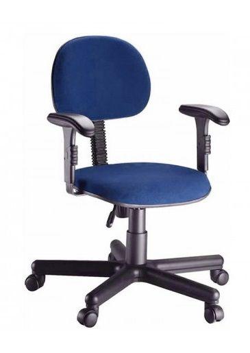 Cadeira de Escritório Secretária com Braços