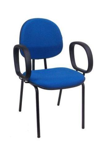 Cadeira para Igreja Executiva Com Braços