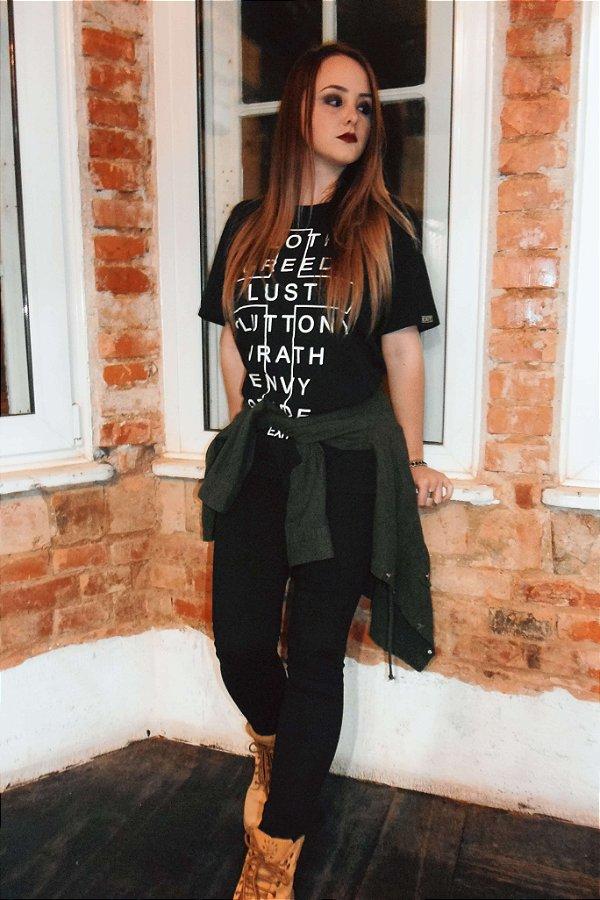 T-Shirt Deadly Sins