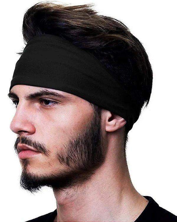 Bandana Headband Proteção UV 50+ Prática de Esportes - Slim Fitness
