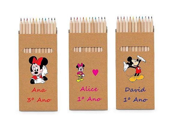 6f6724a2f lápis de cor - Bluidéias Brindes e Artigos Personalizados