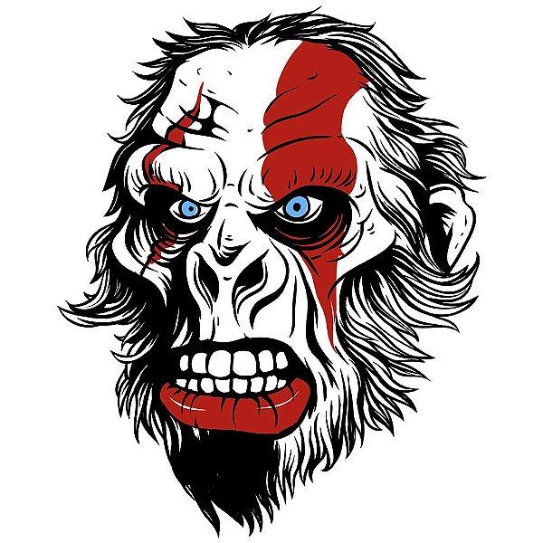 Camiseta Gorila Kratos