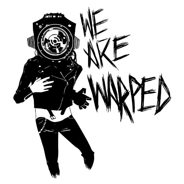 Camiseta We Are Warped