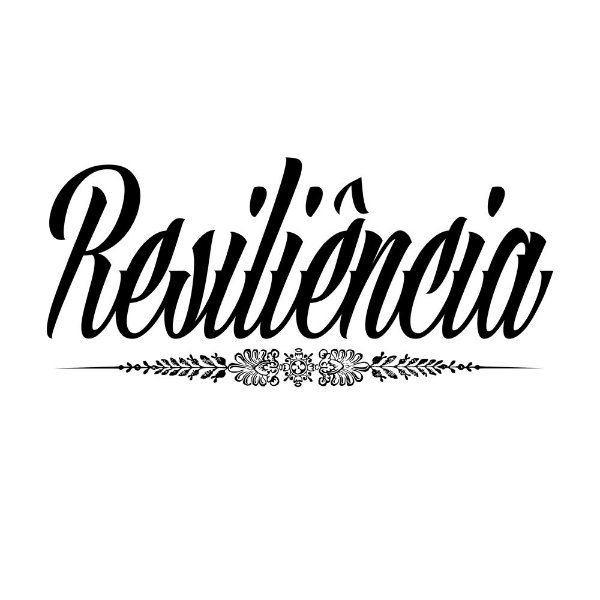 Camiseta Resiliência