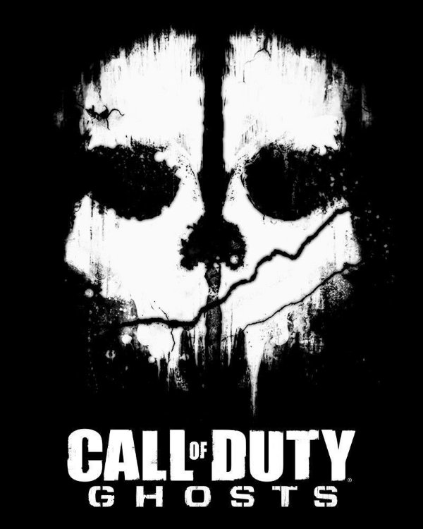 CAMISETA COD CALL OF DUTY GHOSTS