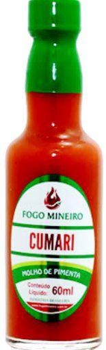 Pimenta Cumari - Molho 60ml