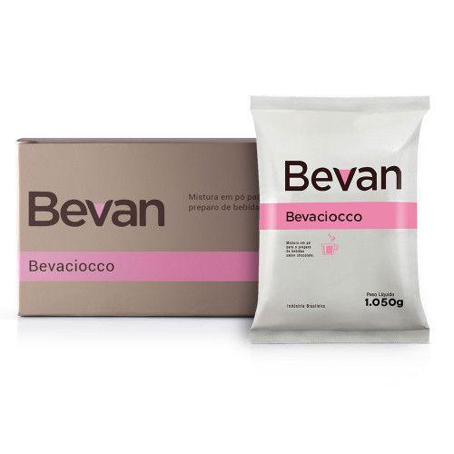 Chocolate em pó Solúvel Bevan Bevaciocco 1kg