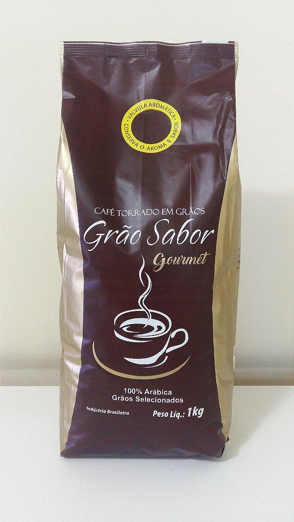 Café em grãos Grão Sabor 1kg