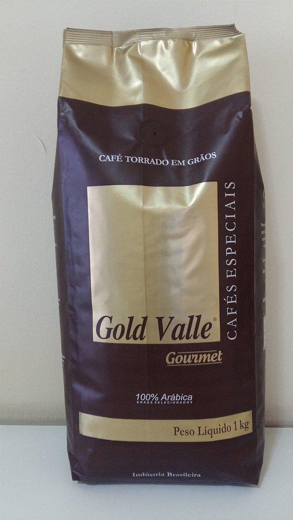 Café em Grãos Gold Valle Gourmet 1kg