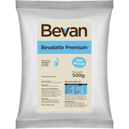 Leite Bevalatte premium sem açúcar 500g