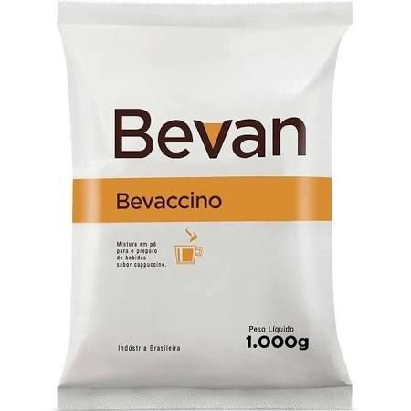 Capuccino Soluvel Bevaccino 1kg