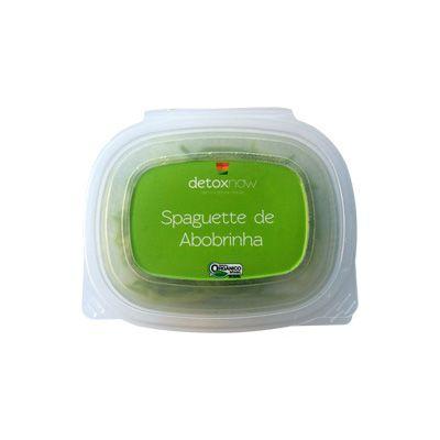 SPAGUETTE DE ABOBRINHA
