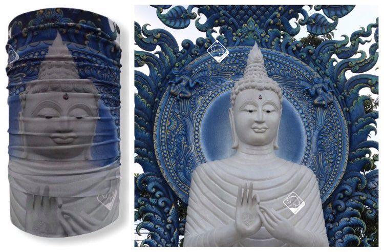 Bandana Multiuso Budhha