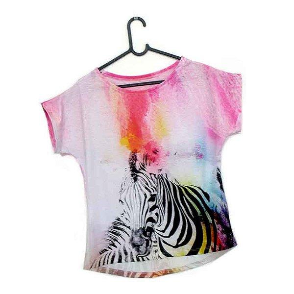 T-Shirt modelo Babylook Cód. 5160