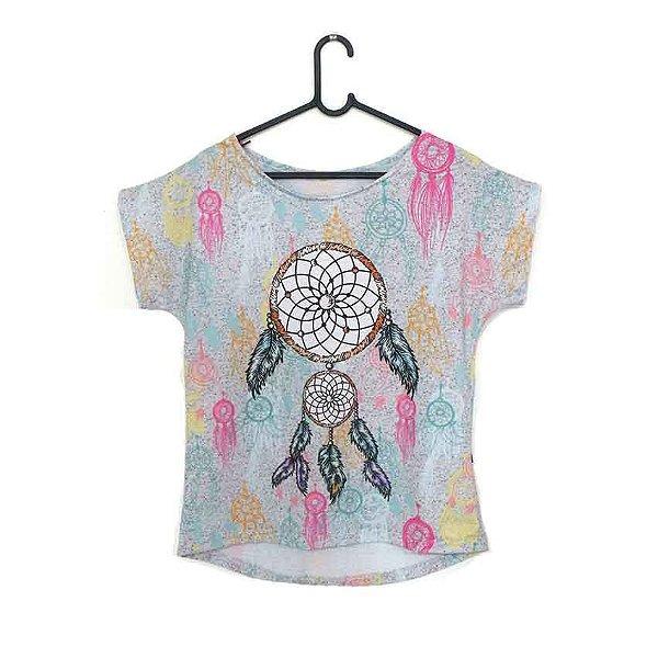T-Shirt - Vestido, Adulto - Infantil - Feminino - Tal Mãe Tal Filha Cód. 5173
