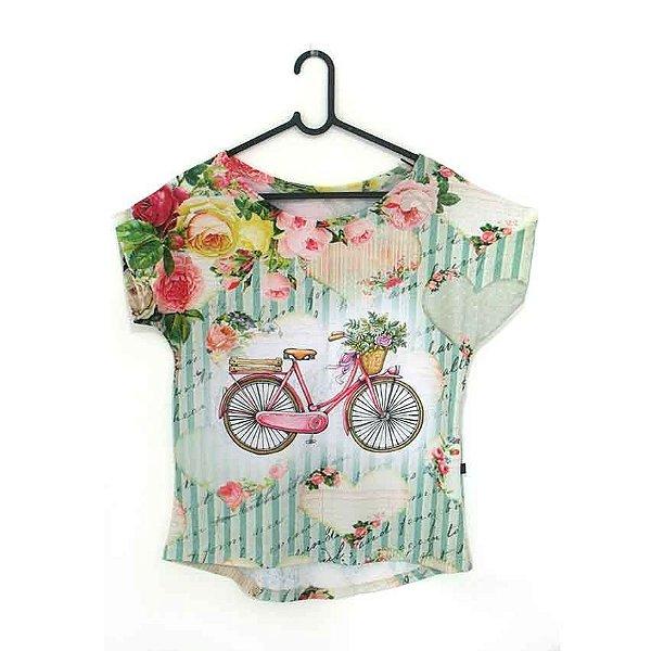 T-Shirt - Vestido, Adulto - Infantil - Feminino - Tal Mãe Tal Filha Cód. 5197
