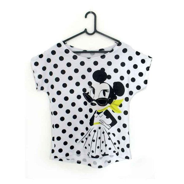 T-Shirt - Vestido, Adulto - Infantil - Feminino - Tal Mãe Tal Filha Cód. 5198