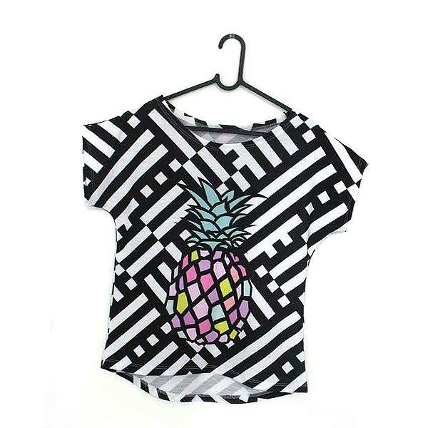 T-Shirt modelo Babylook Cód. 5200