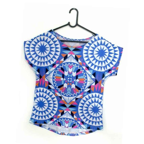 T-Shirt modelo Babylook Cód. 5203