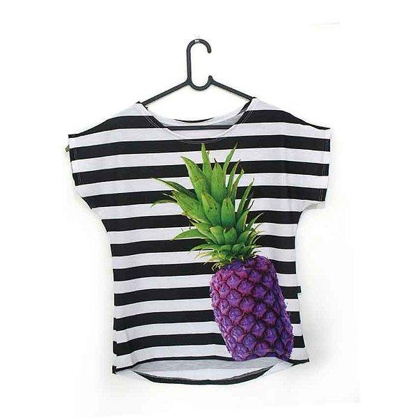 T-Shirt modelo Babylook Cód. 5192