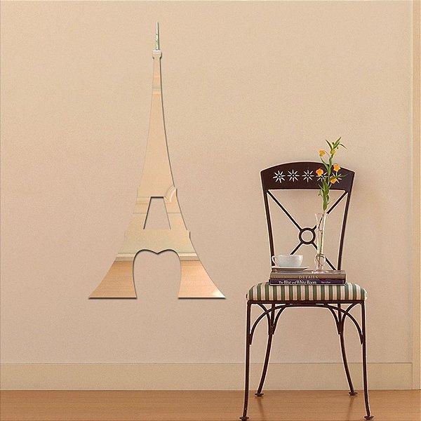 Espelho Acrílico Torre Eiffel
