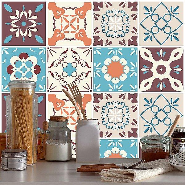 Adesivo Azulejo Inspire