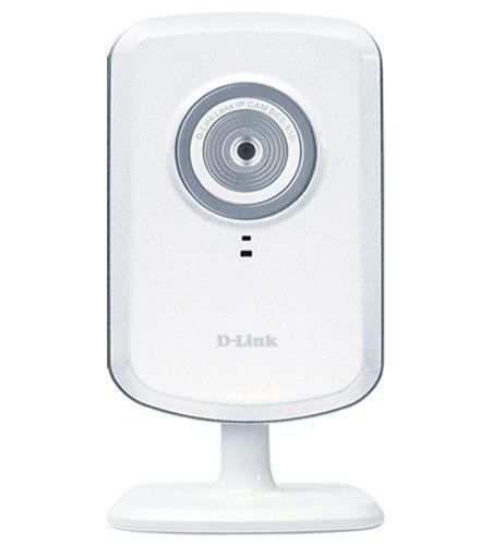 Câmera IP Wireless D-link