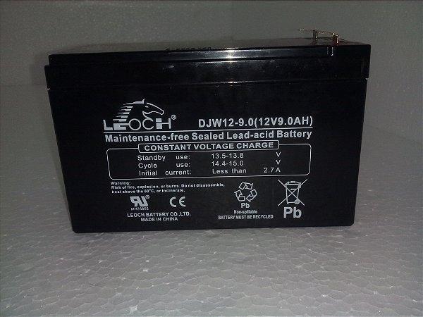 Bateria VRLA 9AH/12VCC p/ NOBREAK