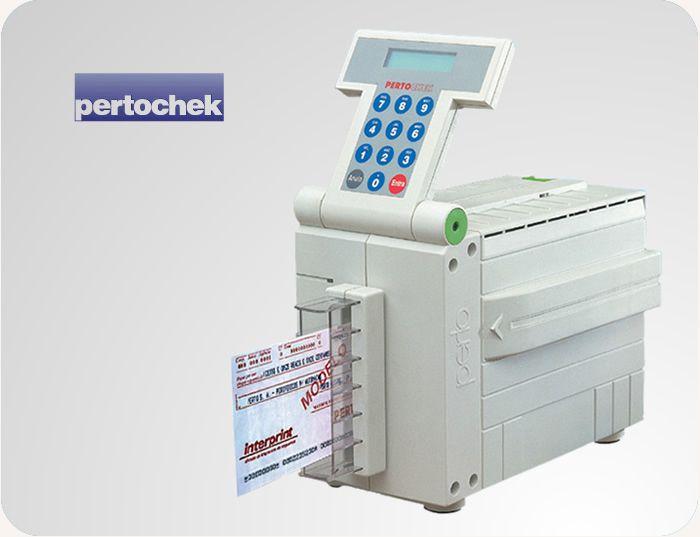 Impressora de Cheque Pertochek