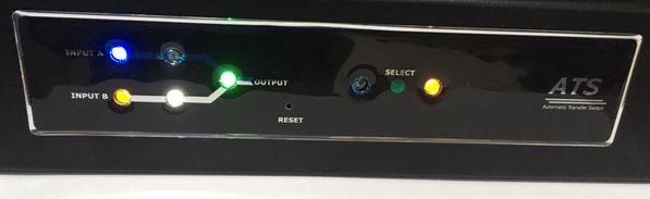 ATS -  Chave de Transferência Automática G4