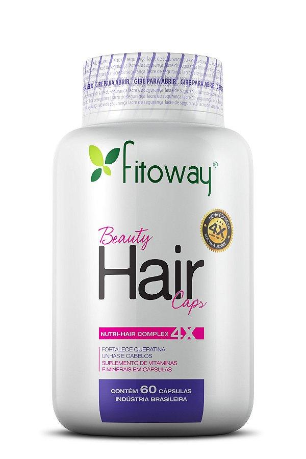 Beauty Hair Unhas e Cabelos 60 Cápsulas