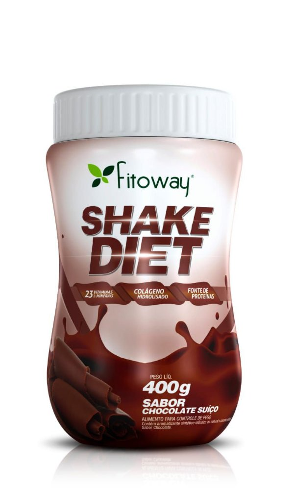Emagrecedor Shake Diet Chocolate