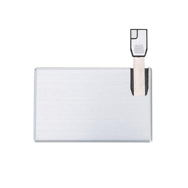 Pen card 4GB de alumínio
