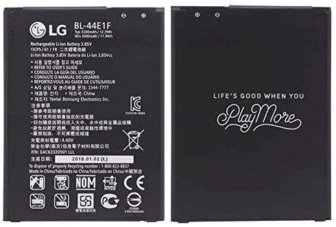 Bateria Para Lg K10 Pro M400 BL-44E1F 3200mah