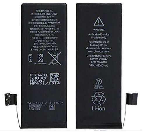 Bateria Smartphone Iphone 5 5g A1428 A1429