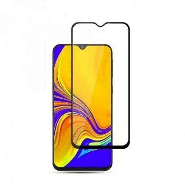 Película De Vidro Temperado 3D Borda Preta Para Samsung - Galaxy A12