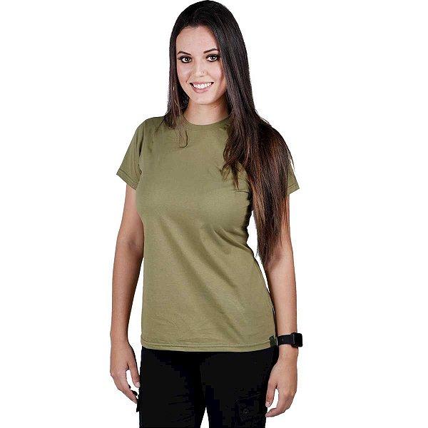 DUPLICADO - Camiseta Feminina Bélica Soldier Preta