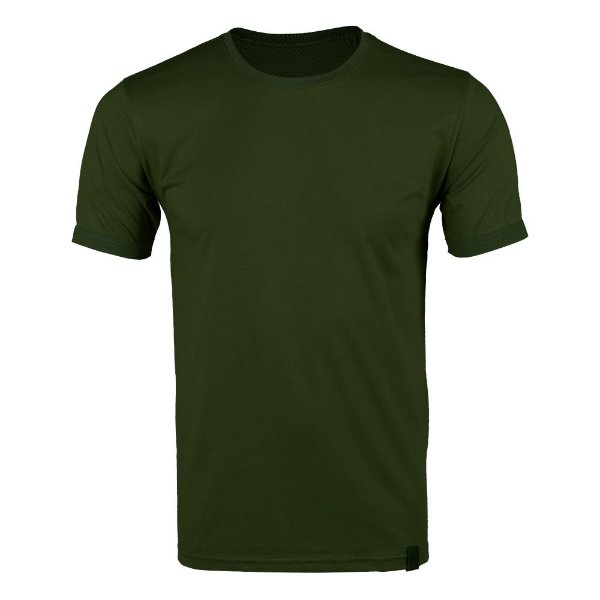 Kit Especial Camiseta Masculina Soldier Verde + Coyote